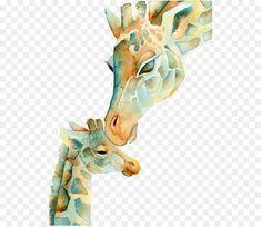 giraffe Free Cliparts, Painting & Drawing, Watercolor Paintings, Giraffe Illustration, Graphic Art, Clip Art, Canvas Prints, Cartoon, Drawings