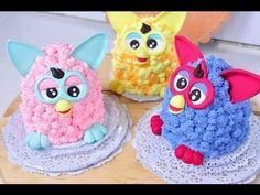 Furby Cake Tutorial