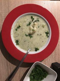 Brokkoli-Blumenkohl-Suppe
