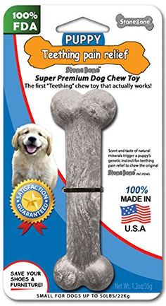 Small Dog Toys - StoneBone Small Puppy Teething Pain Relief Super Premium Dog Chew Toy >>> For additional information, go to image link. (This is an affiliate link). Small Dog Toys, Small Puppies, Small Dogs, Dog Training Techniques, Dog Training Tips, Teething Pain Relief, Small Dog Accessories, Puppy Teething, Dog Chew Toys