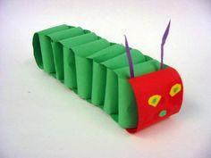 Caterpillar art    Artsonia Art Museum :: Artwork by Elsa115