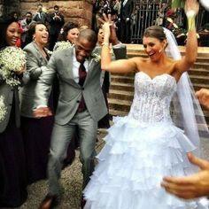 Wedding Day @darlingtonnagbe