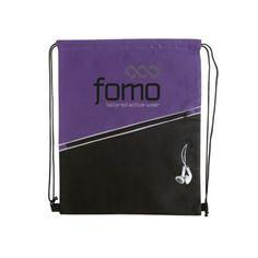 MVP Two-Tone Drawstring Backpack