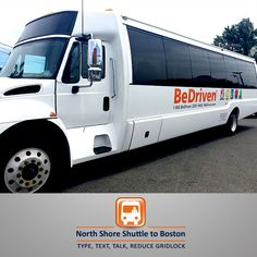 BeDriven.com offers corporate commuter shuttle service in Boston. We also offer daily direct round trip employee shuttle service to airport, corporate offices and streets of Boston.  Simply park, get on board, type text, talk and reduce global gridlock. To know more visit us at: http://www.bedriven.com/services/commuter-shuttles