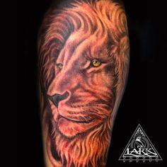Tattoo by our artist Jay - ww.larktattoo.com