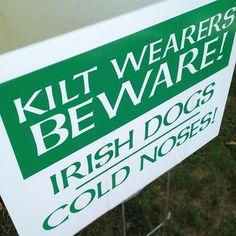 All sizes   Kilt Wearers Beware!   Flickr - Photo Sharing!