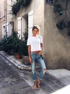 casual | Helen Owen Clothing, Shoes & Jewelry : Women : Top Brands : Jeans for women http://amzn.to/2jEURP6