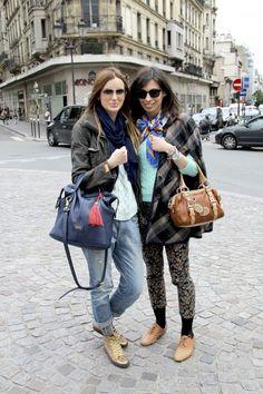 Streetstyle in Paris