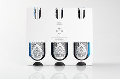 4th Year Design Project:  Craft Beer Packaging.