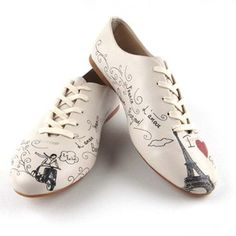 Paris Shoes, £33, now featured on Fab.