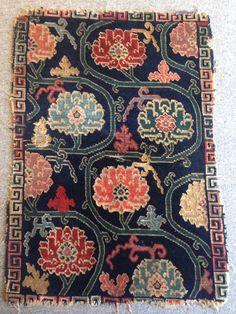 Tibetian Yastık.Size:80x55 cm