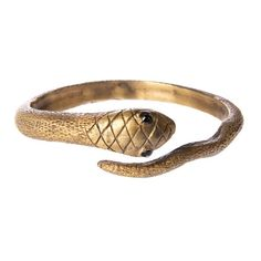 This snake would look good on your wrist