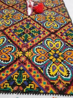 Loom Patterns, Folk, Cross Stitch, Costumes, Embroidery, Blanket, Rugs, Sewing, Crochet