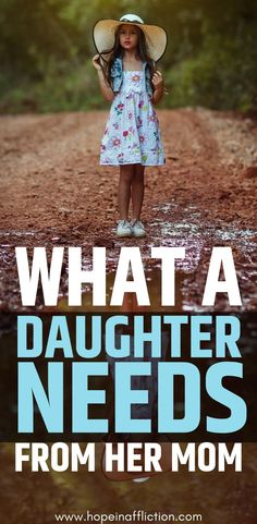 A daughter needs her mom for many reasons. Find out 8 of the most important thin… A daughter needs her mom for many reasons. Find out 8 of the most important things to incorporate into your relationship with your daughter. Raising Daughters, Raising Girls, Parenting Teens, Parenting Advice, Parenting Styles, Parenting Courses, Step Parenting, Parenting Quotes, Life Hacks