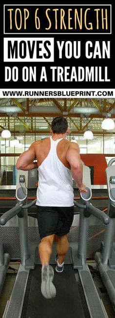 There are plenty of strength and agility exercises you can do on the treadmill that can help you get stronger, run faster and protect your body against common running injury. You can do lunges, side shuffle, mountain climbers and other exercises that usually reserved for the gym floor. http://www.runnersblueprint.com/strength_exercises_treadmill/
