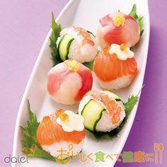 temari sushi how to - Google Search