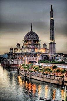 National Mosque, Putrajaya, Malaysia