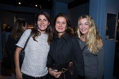 Denise Vilgrain & Caroline Sarkozy