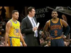 3584afd10426 Stephen Curry vs. Kyrie Irving Crossover Duel