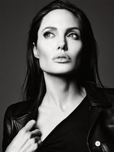 ANgelina Jolie | Elle cover