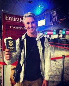 Excited to be traveling overseas again!  Johannesburg  Dubai  Barcelona  Ibiza  Valencia  Madrid  Dubai  Johannesburg
