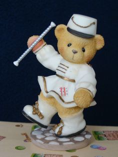 Cherished Teddies - Vivienne - 1999 Membears Only Figurine - CT992 - 1998