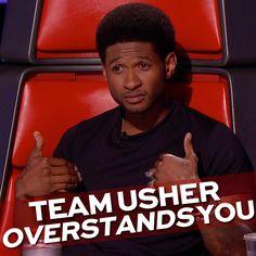 70's Usher wants you!