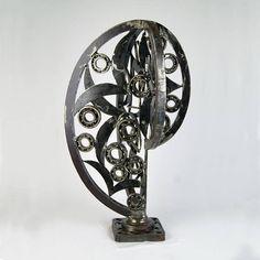 Abstract Metal S Minimal Art, Welding Art Projects, Metal Art Sculpture, Sculptures For Sale, Conceptual Art, Geometric Art, Metal Wall Art, Find Art, Saatchi Art