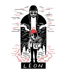 "getaloadageo: "" Leon and Mathilda """