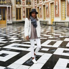 """""""Kept it neutral today in our @shop_sincerelyjules knit sweater! / back in stock www.shopsincerelyjules.com"""""""