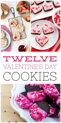 12 Valentine's Day Cookies