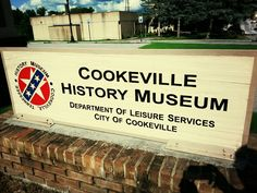 Cookeville History Museum,  #Cookeville TN