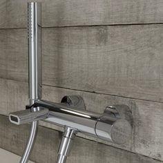 Treemme Aufputz Wannenfüllmischer Nano | Design: Gianluca Belli | verschiedene Oberflächen wählbar