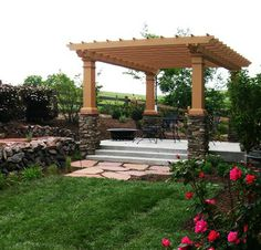 Outdoor Pergola Designs | Enhance your Outdoor Living Space with Pergolas | Blog Arcadia Design ...