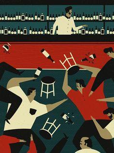 L'optimum Magazine by Dawid Ryski http://www.inspirefirst.com/2013/09/12/loptimum-magazine-dawid-ryski/