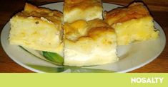 Startlap - www. Cookie Recipes, Dessert Recipes, Delicious Desserts, Yummy Food, Food Gallery, Sweet Cookies, Hungarian Recipes, Cheesecake Desserts, Winter Food