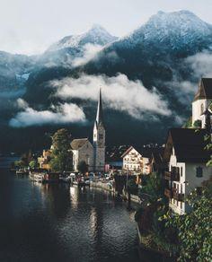 Hallstatt Austria | theolator