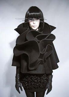 spleen de couture: EXPERIMENTAL HAUTE COUTURE