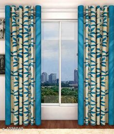 Curtains & Sheers Polyester Printed Door Curtains   *Material* Polyester  *Dimension* ( L X W ) - Curtains - 7 Ft X 4 FT  *Type* Stitched  *Description* It Has 2 Piece Of Door Curtain  *Work* Printed  *Sizes Available* Free Size *   Catalog Rating: ★4 (892)  Catalog Name: Royal Polyester Printed Door Curtains Vol 2 CatalogID_125608 C54-SC1116 Code: 633-1036949-