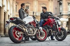 2015 Ducati Monster 821 Photos and First Look Review
