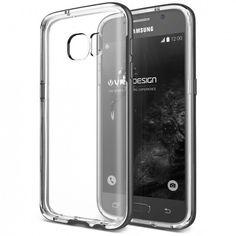Capa Para Galaxy S7 Verus Crystal Bumper Original