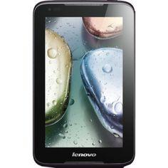 Buy & Repair Lenovo Idea Tab A1000 Tablet (Wi-Fi / 2G / 4 GB) Black - Bigbuy