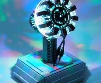 LEGO Iron Man Arc Reactor by Mr. Attacki