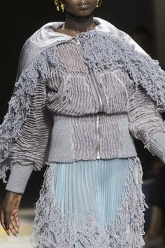 Fashion East at London Spring 2018 (Details)