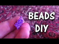 Video Creazioni #24 - Orecchini, Bracciali uomo, Capricho, Bracciali e orecchini con perline - YouTube