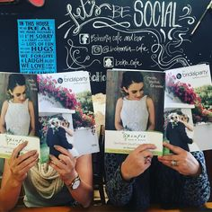 S P O T T E D  Cool kids reading the latest #bridalparty #warrnambool magazine @ @bohemia_cafe  You can be cool like this too pick up a copy to read there tomorrow! #coffee3280 #boho3280 #destinationwarrnambool #love3280 #eat3280 #socialcatnetwork @skinfitwarrnambool by socialascat