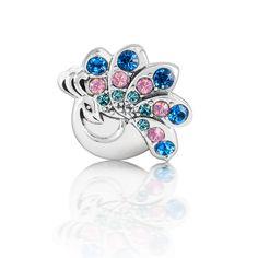 2025-1426 Natural Beauty Multi Swarovski Crystal