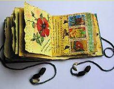 Image Result For Kulit Buku Yang Kreatif Handmade Books Handmade Journals Handmade