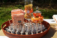 5M Creations: Pumpkin Harvest Birthday Party - Carsyn's Fall Festival