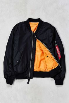 d3856c053d1f0 Alpha Industries L-2B Scout Bomber Jacket